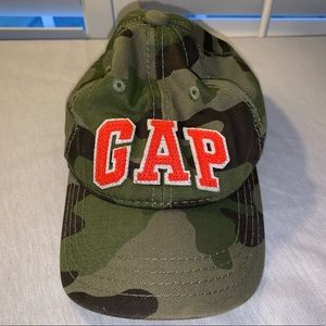 Toddler Gap Cap
